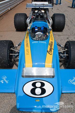 #8 1970 Lola T290: Skip Haga
