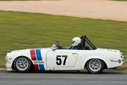 #57 1969 Datsun 2000: Don Herman