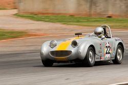 #22 1967 Porsche 911S: Ronnie Retall