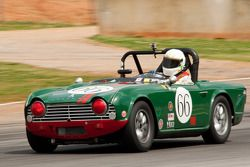 #66 1962 Triumph TR4: Warren Aplin