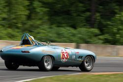 #63 1963 Jaguar XKE: Farrell Preston