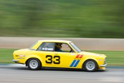 #33 1968 Datsun 510: Alex Moya