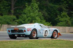 #10 1969 Ford GT40: Jim Cullen