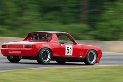 #51 1974 Porsche 91 RSR: Harmut von Seelen