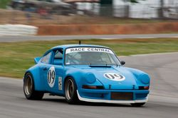 #09 1973 Porsche 911 RSR: Eric Bretzel Grp: 5 Class: 3I