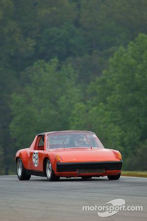 #59 1972 Porsche 914.6: Frank Beck