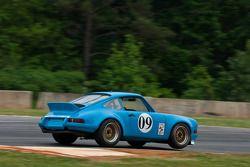 #09 1973 Porsche 911 RSR: Eric Bretzel