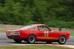#11 1966 Shelby GT350: Wm. Dickson Rathbone