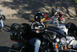 Kyle Petty Charity Ride