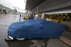 BMW Team Schnitzer BMW M3 under cover