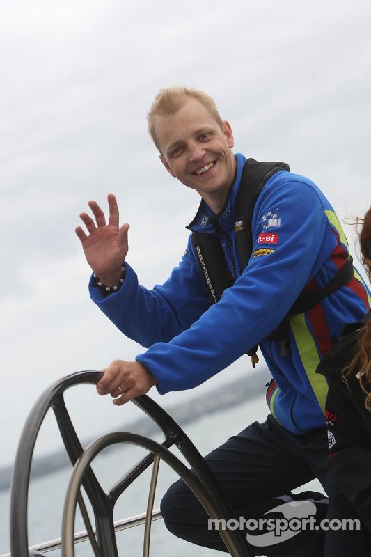 Mikko Hirvonen helpt Ford Team aan zege tegen Citroën