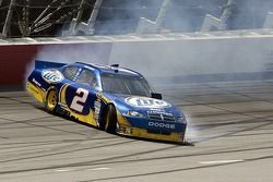 Problemen voor Kurt Busch, Penske Racing Dodge