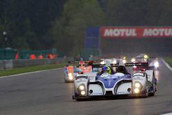 #48 Hope Polevision Racing Formula Le Mans Oreca 09: Mathias Beche, Christophe Pillon, Vincent Capil