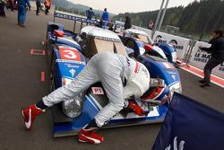 Race winner Simon Pagenaud celebrates