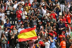 İspanyol fans