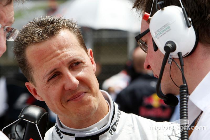 В составе Mercedes выступали трое самых титулованных пилотов в истории Ф1: Михаэль Шумахер (семь титулов), Льюис Хэмилтон и Хуан-Мануэль Фанхио (по пять)