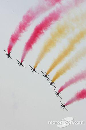 Spanish air show