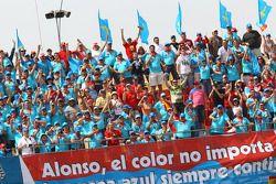 Fans of Fernando Alonso, Scuderia Ferrari