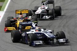 Nico Hulkenberg, Williams F1 Team,