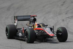 Karun Chandhok, Hispania Racing F1