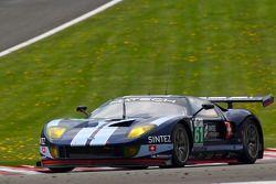 #61 Matech Competition Ford GT: Cyndie Allemann, Rahel Frey, Yann Zimmer