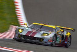 #70 Marc VDS Racing Ford GT: Bas Leinders, Markus Palttala, Eric de Doncker