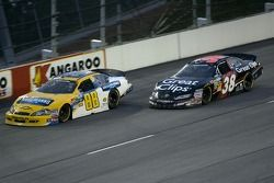 Jamie McMurray and Kasey Kahne