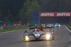#43 DAMS Formula Le Mans Oreca 09: Andrea Barlesi, Alessetro Cicognani, Gary Chaleton