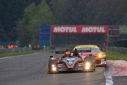 #45 Boutsen Energy Racing Formula Le Mans Oreca 09: Dominik Kraihamer, Nicolas de Crem, Bernard Delhez