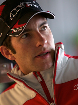 Audi meet the drivers event: Mike Rockenfeller