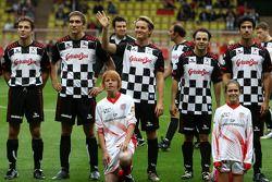 Vitaly Petrov, Renault F1 Team, Nico Rosberg, Mercedes GP, Felipe Massa, Scuderia Ferrari, Lucas di