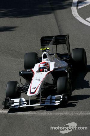 Kamui Kobayashi, Equipo BMW Sauber F1