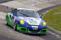 #19 Besaplast Racing Team Porsche 997 GT3 Cup: Franjo Kovac, Martin Tschornia, Sebastian Asch, Frank