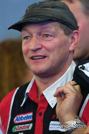 Rijdersbespreking: Klaus Abbelen