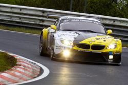 #77 Need for Speed by Schubert Motorsport BMW Z4 GT3: Claudia Hürtgen, Stian Sorlie, Jörg Viebahn, Richard Göransson