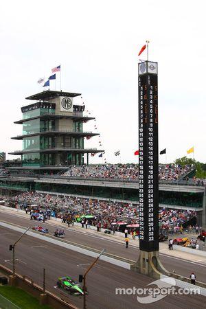 Indianapolis Motor Speedway combinaison