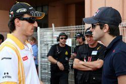 Robert Kubica, Renault F1 Team, Jaime Alguersuari, Scuderia Toro Rosso