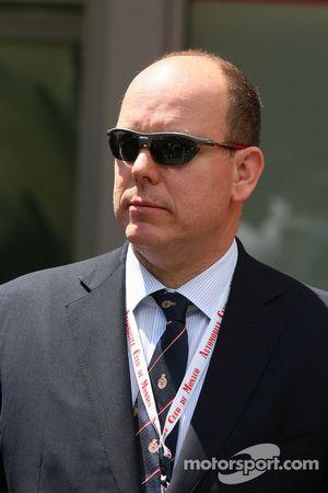 Prince Albert de Mónaco