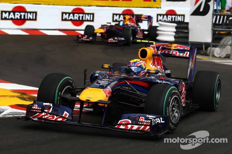 Mark Webber - 2 victorias (2010 y 2012)