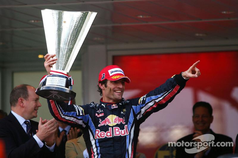 Mark Webber - 9 vitórias