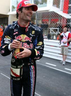 Podyum: Mark Webber, Red Bull Racing