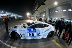 #66 Aston Martin Vantage V8: Tim Schrick, Marc Simon heads back to race