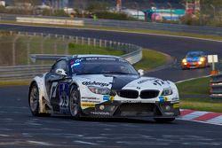 #76 Need for Speed by Schubert Motorsport BMW Z4 GT3: Marko Hartung, Patrick Söderlund, Edward Sandström, Martin Ohlin