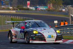 #3 Wochenspiegel Team Manthey Porsche GT3 R: Georg Weiss, Michael Jacobs, Peter-Paul Pietsch, Oliver