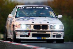 #219 BMW E36 M3: Stefan Widensohler, Nils Reimer, Reinhold Renger, Hari Proczyk