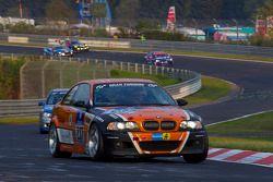 #237 BMW M3: Mario Ketterer, Michael Heimrich, Bernd Jung, David Ackermann