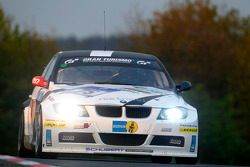 #75 Need for Speed by Schubert Motorsport BMW 320d: Anders Buchardt, Nils Tronrud, Lars Stugemo, Magnus Ohman