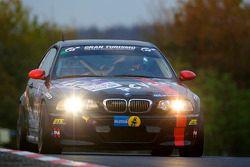#232 BMW E46 M3: Sven Rau, Nils Bartels, Joachim Kiesch