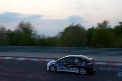 #155 Mathol Racing Honda Civic Type-R: Matthias Holle, Norbert Bermes