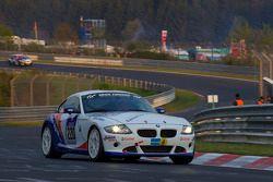 #220 BMW Z4 Coupe: Reinhard Huber, Christoph Rendlen, Philipp Neuffer, Carlo Babini Merb